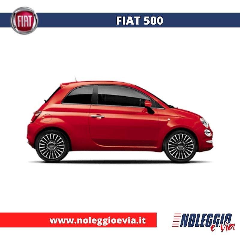 Fiat 500 Noleggio Lungo Termine, noleggio e via
