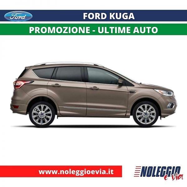ford kuga old Noleggio Lungo Termine, noleggio e via