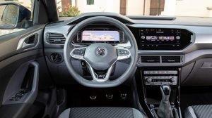 Volkswagen T-Cross 1.0 TSI Style Noleggio Lungo Termine - Noleggio e Via