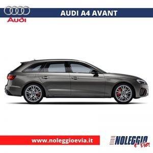 Audi A4 Avant Noleggio Lungo Termine, noleggio e via