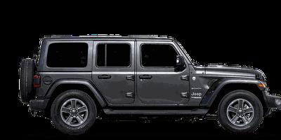 Jeep Wrangler noleggio lungo termine, noleggio e via