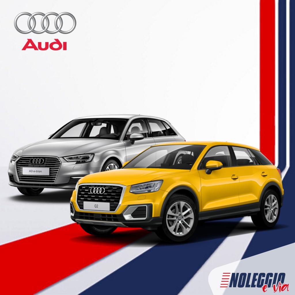 Promozione Audi - Noleggio Lungo termine