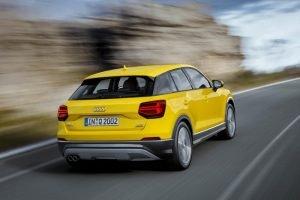 Audi Q2 Business Noleggio Lungo Termine con Noleggio e Via
