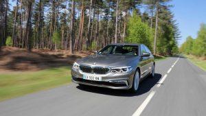 BMW SERIE 5 520d M Sport Touring SW Mild Hybrid Noleggio Lungo Termine - Noleggio e Via