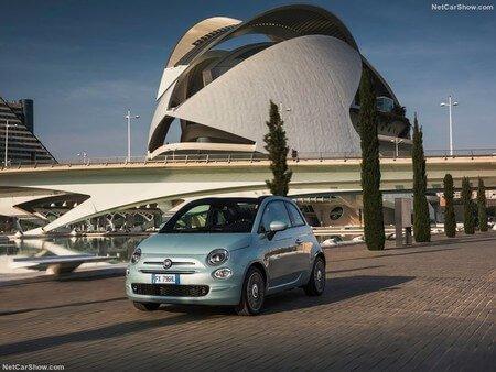 Fiat 500 Hybrid Pop Noleggio Lungo Termine - Noleggio e Via