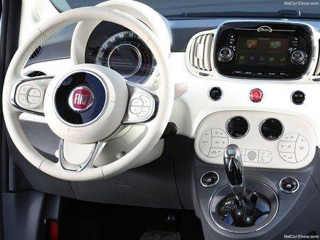 Fiat 500 Lounge Benzina Noleggio Lungo Termine - Noleggio e Via