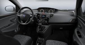 Lancia Ypsilon Elefantino Blu Noleggio Lungo Termine - Noleggio e Via