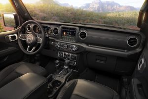 Jeep Wrangler 2.0 Unimited 4WD Noleggio Lungo Termine - Noleggio e Via