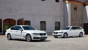 BMW 520d SW Noleggio
