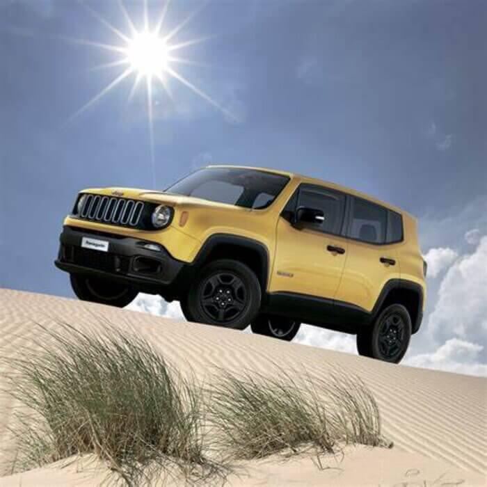 Jeep Renegade Noleggio Lungo Termine, noleggio e via 1