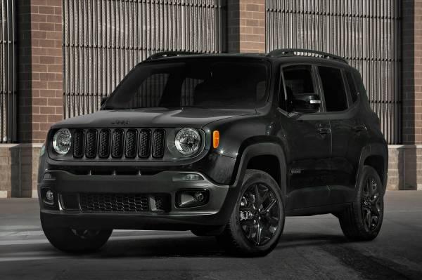 Noleggio Jeep Renegade Lungo Termine