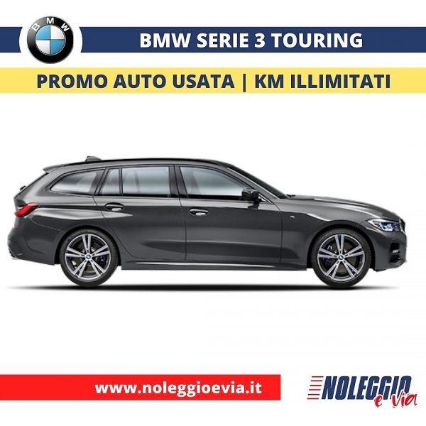 Bmw Serie 3 Touring noleggio lungo termine, noleggio e via (2)