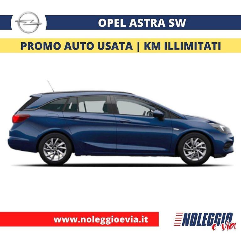 Opel Astra SW noleggio lungo termine, noleggio e via (2)