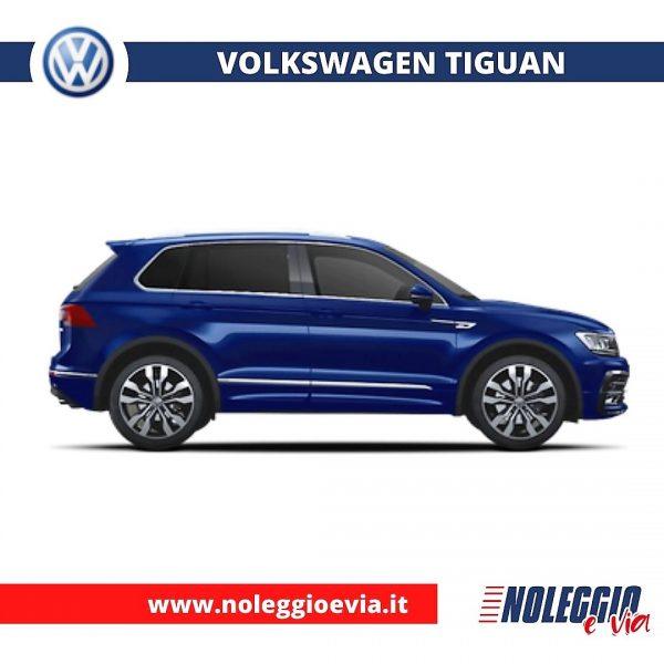 Volkswagen Tiguan noleggio lungo termine, noleggio e via (4)