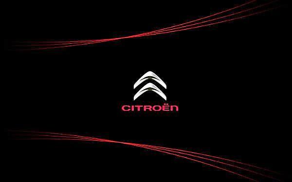 Wallpaper Logo Citroen Noleggio e via (2)