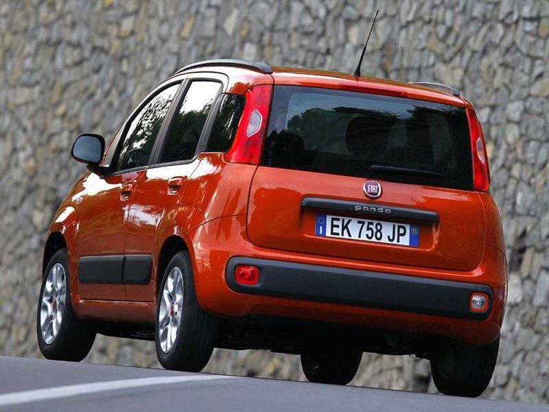 Fiat Panda Noleggio Lungo Termine - Retro