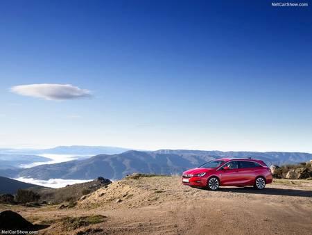 Opel Astra ST 1.6 Cdti Business   Usato Noleggio Lungo Termine - Noleggio e Via