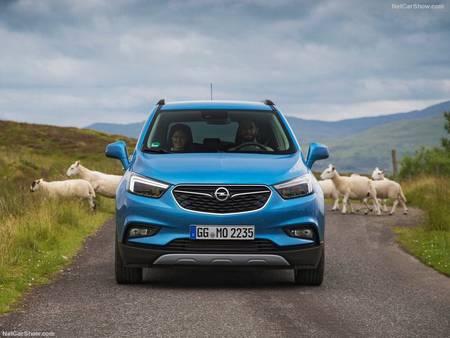 Opel Mokka X - Usato Noleggio Lungo Termine - Noleggio e Via