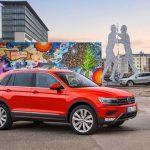 Noleggio Volkswagen Tiguan Business DSG