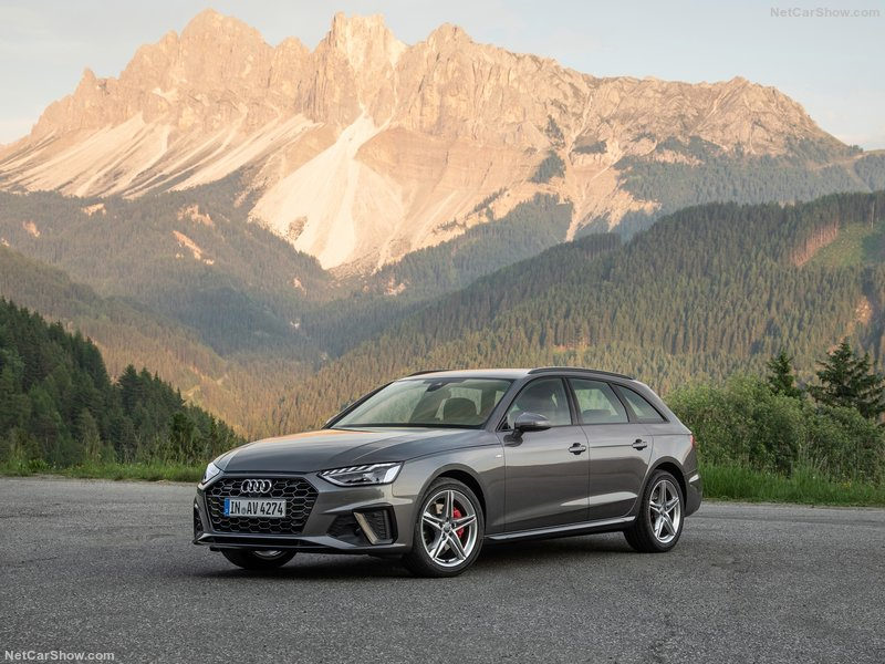 Audi A4 Avant 2.0 35Tdi Business S-tronic Noleggio Lungo Termine - Noleggio e Via