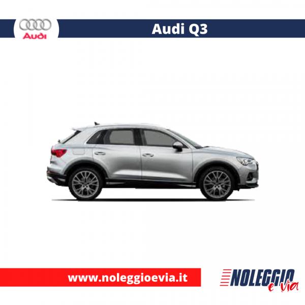 Audi Q3 noleggio lungo termine, noleggio e via-1