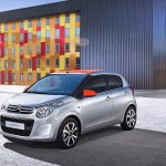 Noleggio Citroen C1 Feel VTI 72 S&S Feel