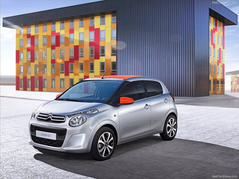 Citroen C1 Feel VTI 72 S&S Feel