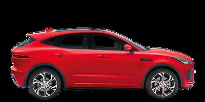 Jaguar E-Pace Noleggio e Via