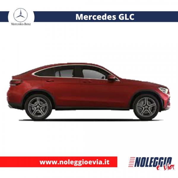 Mercedes GLC noleggio lungo termine, noleggio e via-1