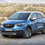 Noleggio Opel Crossland X 1.2 83cv Innovation